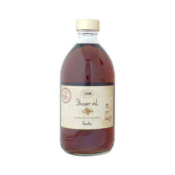 サボン シャワーオイル バニラ (ボディシャンプー) 500mlのバリエーション15
