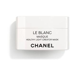 シャネル ル ブラン マスク 50gの画像