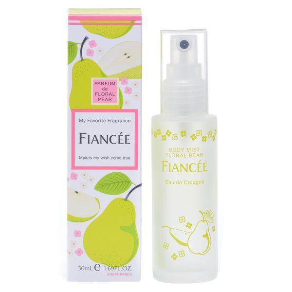 フィアンセのボディミスト フローラルペアーの香り 50mlに関する画像1