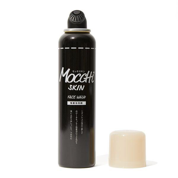 モッチスキンの吸着泡洗顔 すっきりタイプ 150gに関する画像1