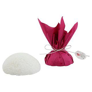 まかないこすめ まかないこすめ Makanai Cosmetics  凍りこんにゃくスポンジ (真珠) 1個の画像