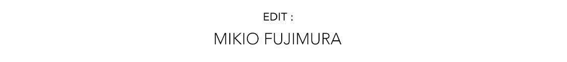 MIKIO FUJIMURA