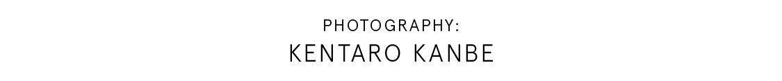 KENTARO KANBE