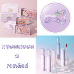 neonmoon ×  rom&nd(ロムアンド)新作をブルベイエベ別にご紹介♡の画像