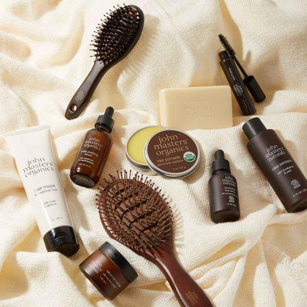 思い通りの髪に仕上げるjohn masters organics(ジョンマスターオーガニック)のおすすめヘアセットアイテム4種レビュー!の画像