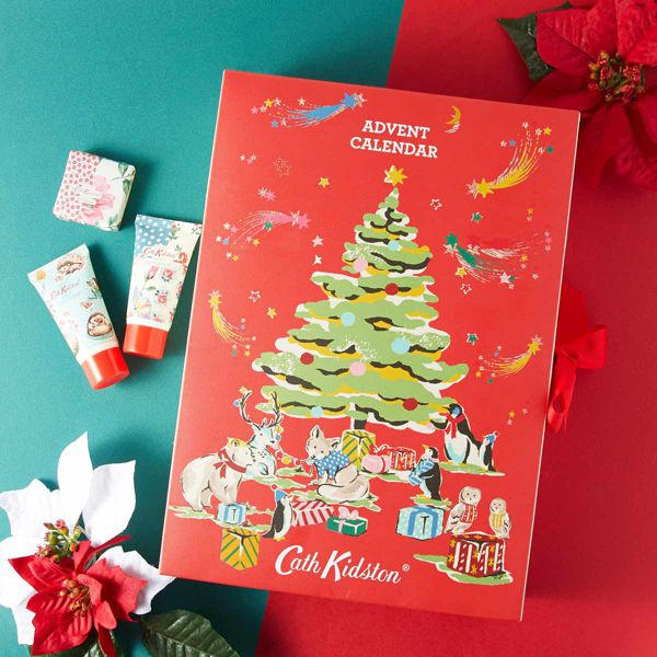 キャスキッドソンのアドベントカレンダーでクリスマスを楽しもう♡の画像