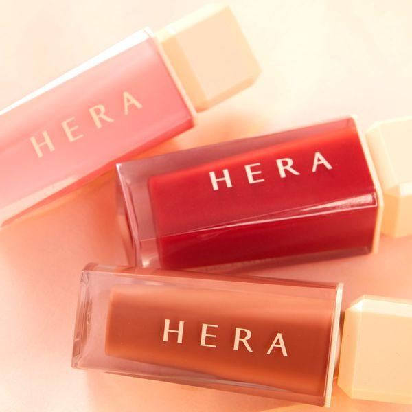HERA(ヘラ)の人気リップを徹底レビュー!【イエベ・ブルベ別も】の画像