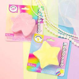 お風呂に虹が出現!Rainbombの入浴剤を徹底レビュー【使ってみた】の画像