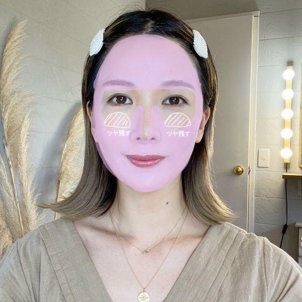 肌を綺麗に見せるベースメイクをプロヘアメイクのEnaが伝授!の画像