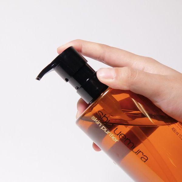 シュウウエムラのクレンジングオイルが超優秀! おすすめの使い方や種類・口コミを紹介の画像