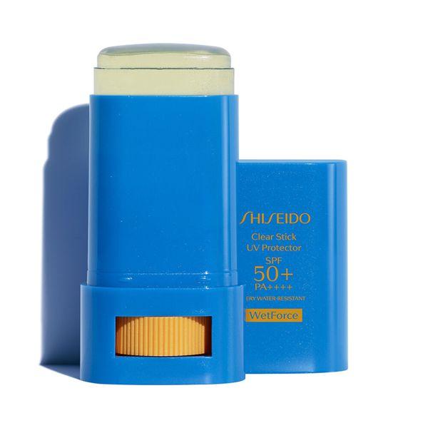 SHISEIDO クリアスティック UVプロテクター