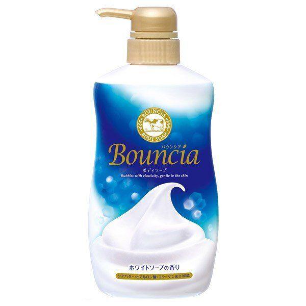 バウンシアのボディーソープは濃密泡でしっとり保湿♡ 冬の乾燥にも負けない肌を目指そうの画像