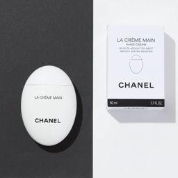 シャネルのハンドクリーム『ラ クレーム マン』の黒と白の違いとは? 香りや口コミを徹底解説 の画像