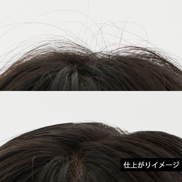 髪のアホ毛を抑えるスタイリングのやり方を伝授! 対策方法や原因まで徹底解説の画像