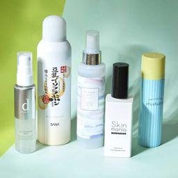 ミスト化粧水のおすすめランキングを発表! 化粧直しにも便利な使い方も伝授の画像