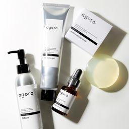 【agora(アゴラ)】毛穴やニキビなど日々の肌悩みにアプローチ! 成分や効果とは?の画像
