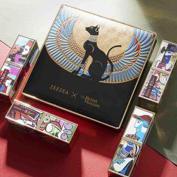 【中国コスメZEESEA】大英博物館とのコラボで話題! オススメのメイク方法もご紹介♡の画像
