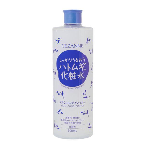 ナチュリエ「ハトムギ化粧水」の使い方や美白・ニキビなどの効果、成分を解説! の画像