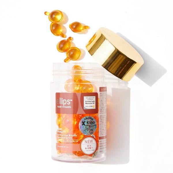 エリップスのヘアオイルが大人気! 色別効果や使い方とともに全種類紹介♡ の画像
