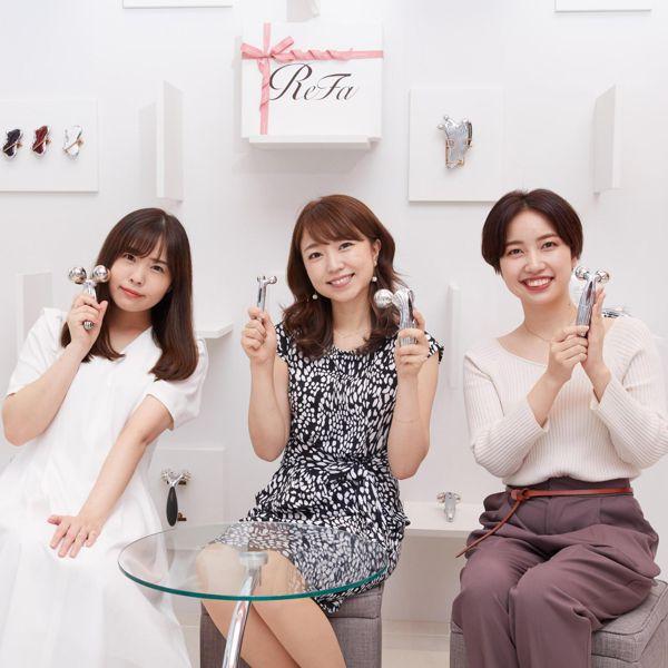 Beauty Connection Ginzaに潜入! 新しくなったReFaの詳しい魅力に迫るの画像