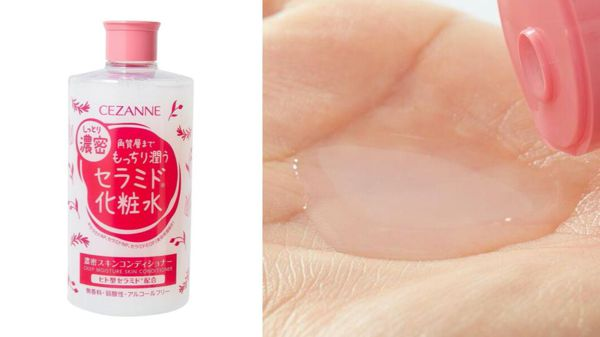 セザンヌの化粧水がコスパ最強で優秀!全5種類を口コミ付きでチェックの画像