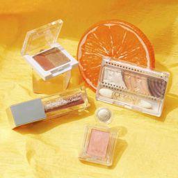 オレンジメイクの色の選び方やメイク方法・おすすめのアイシャドウ10選紹介の画像