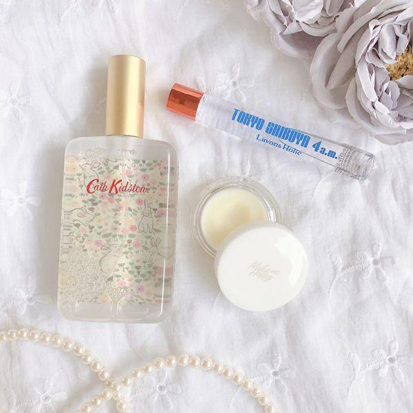 香水の正しい付け方をマスターして恋を叶えよう♡メンズも使える香水テクと印象をアップさせる香水の画像