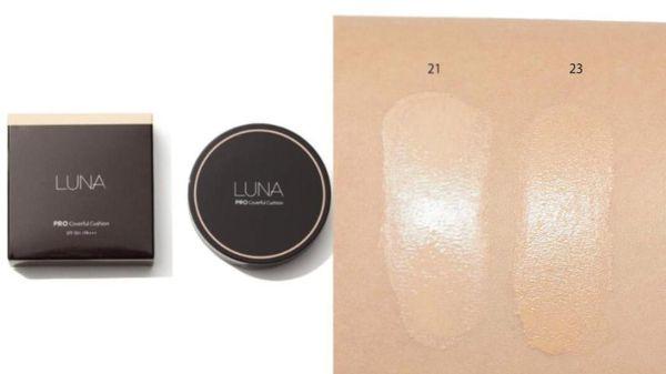 LUNAはファンデーションも人気! 全8種を口コミ付きで徹底比較の画像