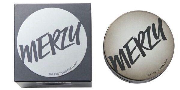 MERZYのクッションファンデが超優秀!【全2種を徹底比較】の画像