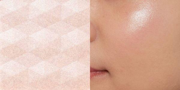 エクセルのハイライト『シャイニーパウダー』色選びから使い方まで徹底レビュー【イエベ・ブルベ】の画像